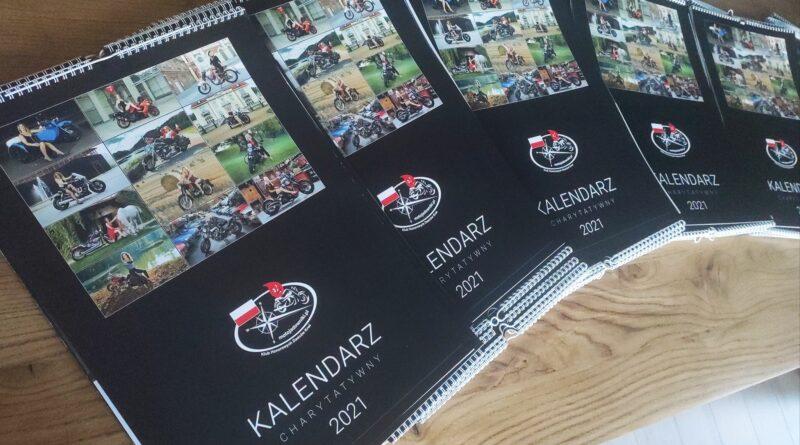 Kalendarz Charytatywny od Motocyklistów