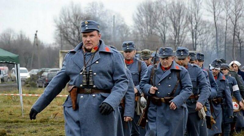 CK patrol w 106 rocznicę / Szczepanów / Sterkowiec / Jadowniki – 22 listopada 2020 r.